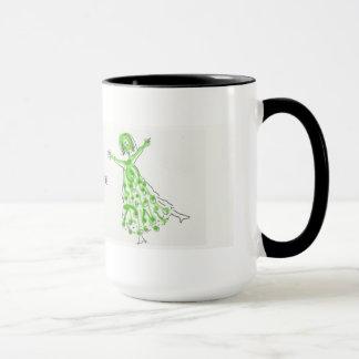 YOU DO YOU Green Dancer Mug