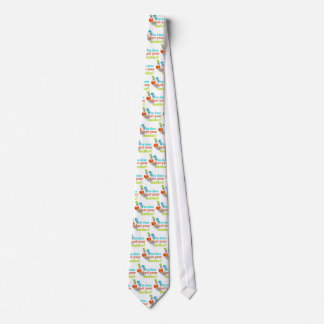 You Done Lost Your Marbles!! Neck Tie
