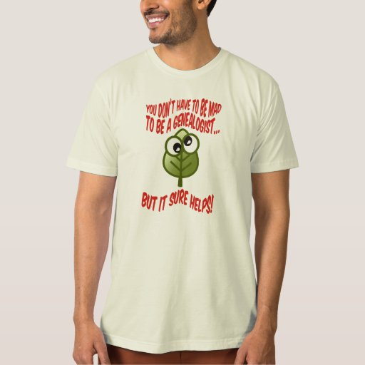 You Don't Have To Be Mad T-Shirt