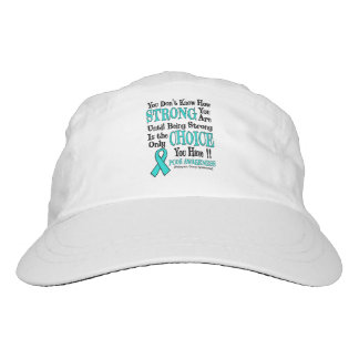 You Don't Know How Strong...PCOS Headsweats Hat