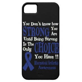 you don't know how strong...RA iPhone SE/5/5s Case