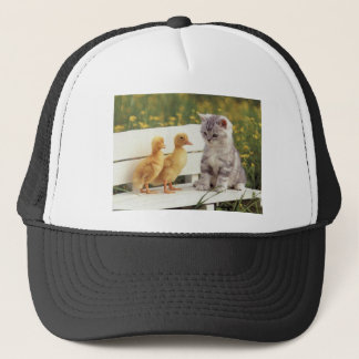 You Don't Look Like A Kitty? What Are You? Trucker Hat
