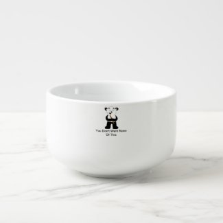 You Don't Want None Of This T-Shirt Soup Mug