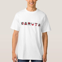You drive, it is the Japan logographic T shirt