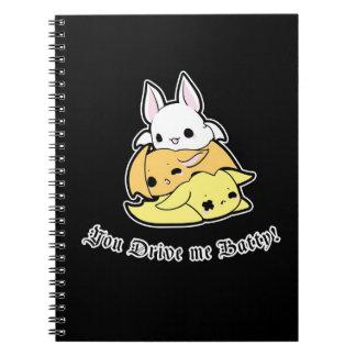 You Drive Me Batty! Journal