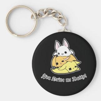 You Drive Me Batty! Key Chain