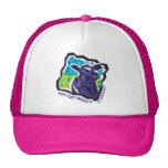 You Eat What? Go Vegetarian Hats