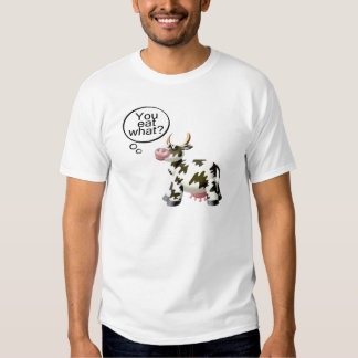 You Eat What Tee Shirt