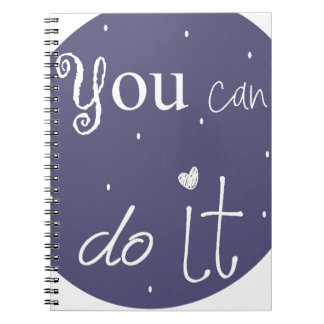 You edge C it Spiral Notebook