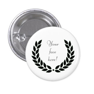 (You) for President! Pinback Button