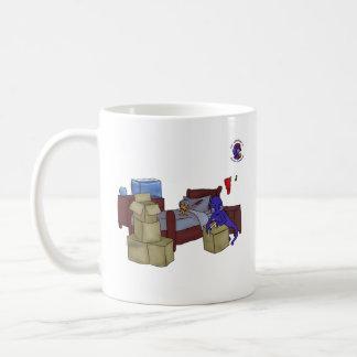 You forgot to pack my mermaid! Mug