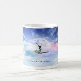 You-Give-Me-Wings Coffee Mug