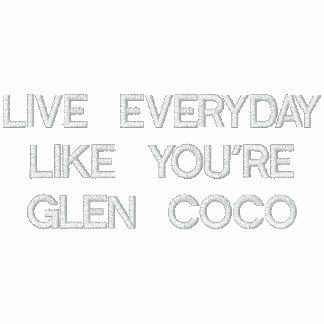 """""""You go Glen Coco!"""" Hoodies"""