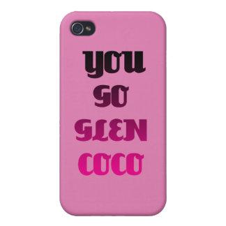 You go Glen Coco iPhone 4/4S Case