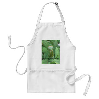 you gonna eat that? aprons