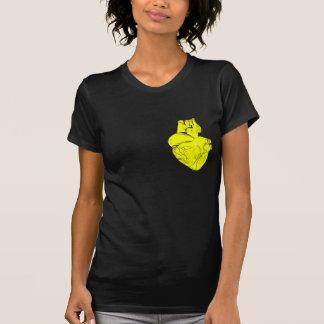 You got Heart? - Yellow Heart T-Shirt