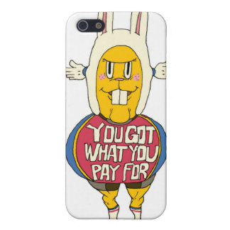 You got Rabbit Cover For iPhone SE/5/5s