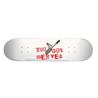 You Got Served Badminton Skateboard