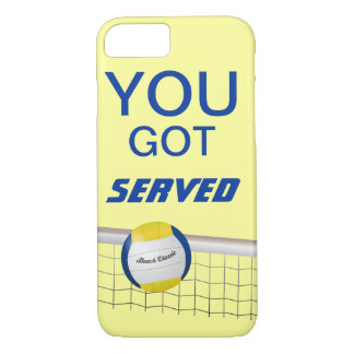 You Got Served Beach Volleyball iPhone 7 case