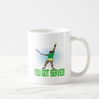 You Got Served Coffee Mug