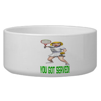 You Got Served Dog Water Bowl