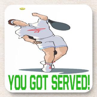 You Got Served Drink Coaster
