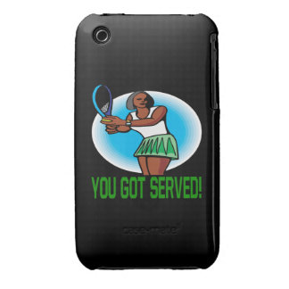 You Got Served iPhone 3 Cover