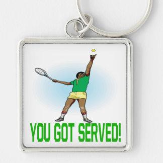 You Got Served Keychain