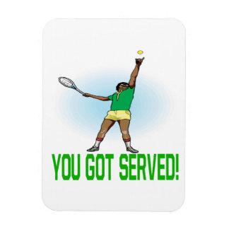 You Got Served Magnet