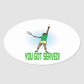 You Got Served Stickers