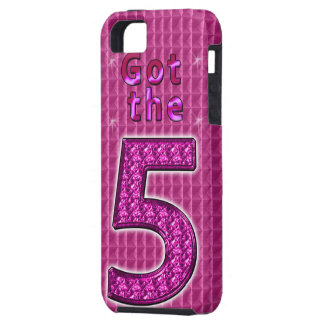 """You """"GOT the 5"""" the Newest & Best iPhone 5S fits 5 iPhone SE/5/5s Case"""