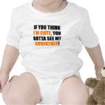 You Gotta See My Godfather Baby Bodysuits