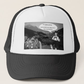 You guys just try and Yodell your way out of this Trucker Hat