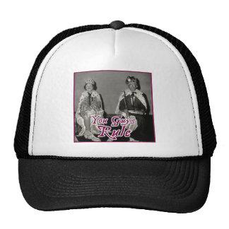 You Guys Rule Mesh Hats