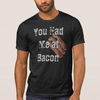 You had me at bacon t-shirt design