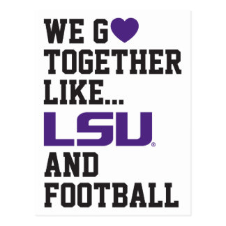 You Had Me At Geaux Tigers Postcard
