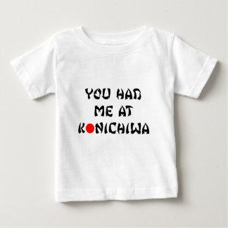 You had me at Konichiwa Tshirt