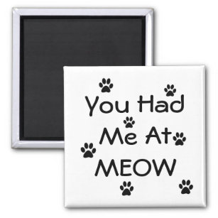 You Had Me At Refrigerator Magnets Zazzle