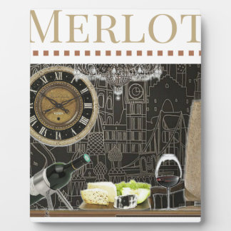 You had me at merlot.png plaque