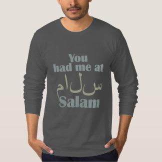 You Had Me at Salam shirts & jackets