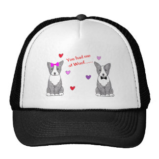 You Had Me At Woof Boston Terrier Hat