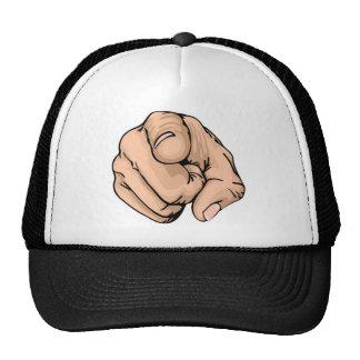 you !! trucker hat