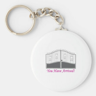 You Have Arrived Key Chains