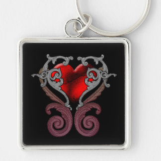 You Have My Heart (Red) Keychain