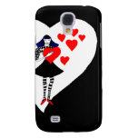You have my Heart Samsung Galaxy S4 Cover