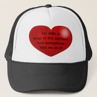 You Have My Heart Trucker Hat