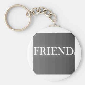 You Have No Friends Skateboard Key Chains