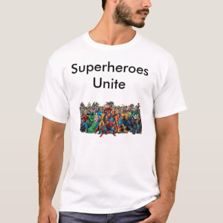 You have to have super powers to get through Calc. T-Shirt