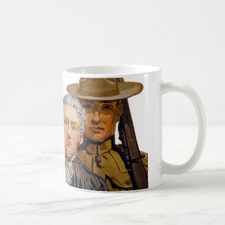 YOU help my boy win the war Coffee Mug