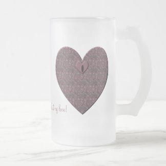 You hold the key to my heart my love! Mug